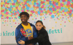 Jaidus Flippin and Jada Brannon are Bowling Green Jr High students, but in their spare time they run track for the school.