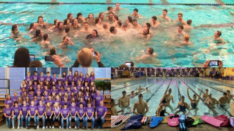 BGHS Swim and Dive Regionals