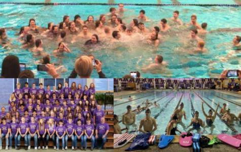 BGHS Swim and Dive Regionals
