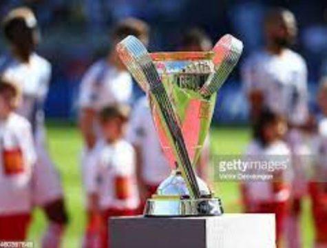 MLS Cup winners trophy